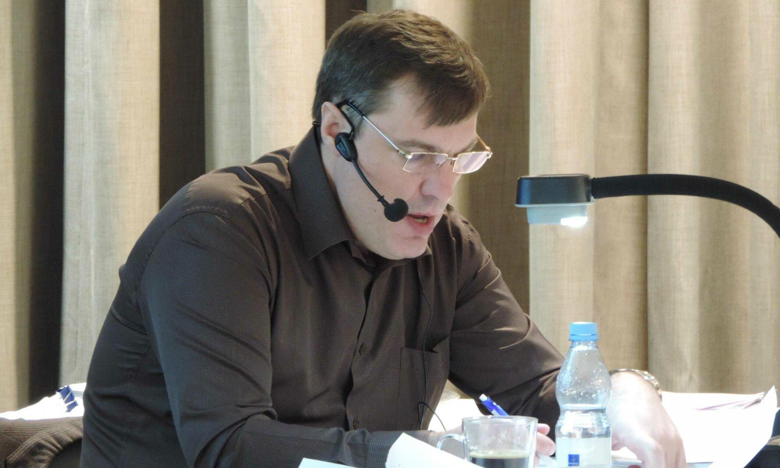 В.В. Туров, ведущий специалист в области оптимизации налогов и защиты бизнеса