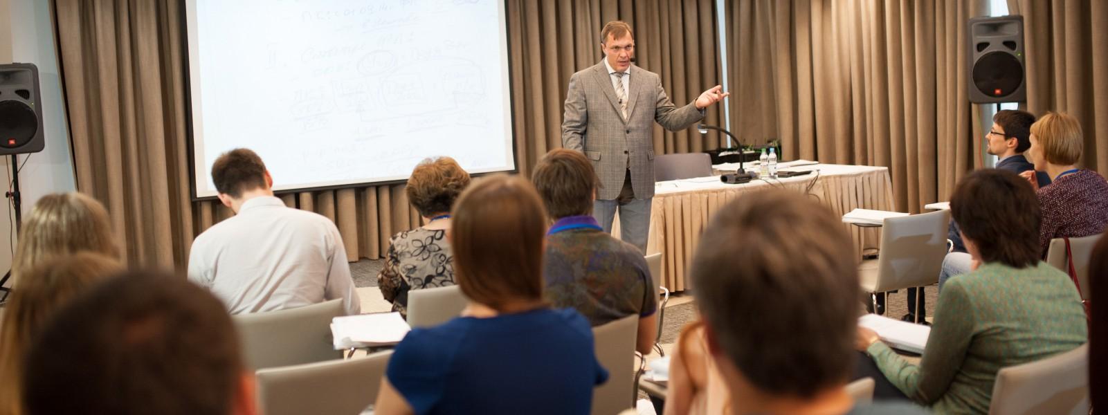 15-16 июня в Москве состоялся очередной семинар Владимира Турова по оптимизации налогообложения